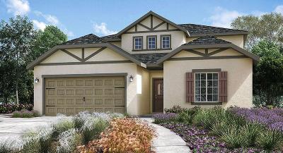 Fresno Single Family Home For Sale: 6751 W Sapphire Drive #193