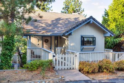 Bass Lake Single Family Home For Sale: 40557 Saddleback Road