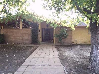 Sanger Single Family Home For Sale: 321 Greenwood Avenue