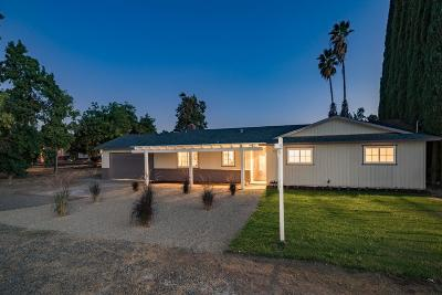 Madera CA Single Family Home For Sale: $349,000