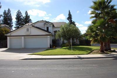 Clovis Single Family Home For Sale: 2414 Twain Avenue