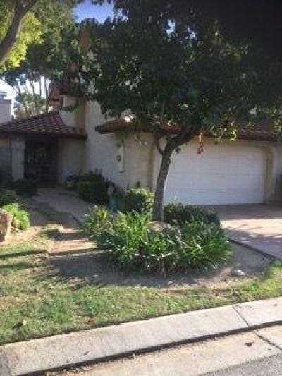 Madera Single Family Home For Sale: 99 Rosewood Circle