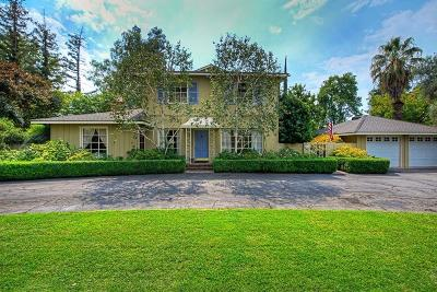 Fresno Single Family Home For Sale: 1222 E Sierra Madre Avenue