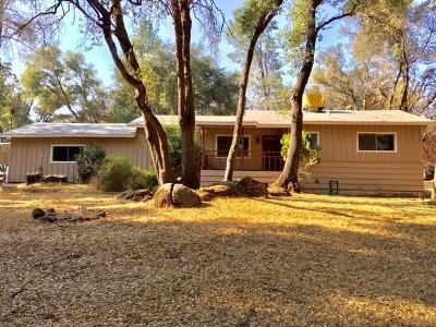 Oakhurst CA Single Family Home For Sale: $233,500