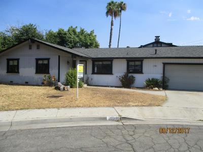 Clovis Single Family Home For Sale: 1789 Lincoln Avenue