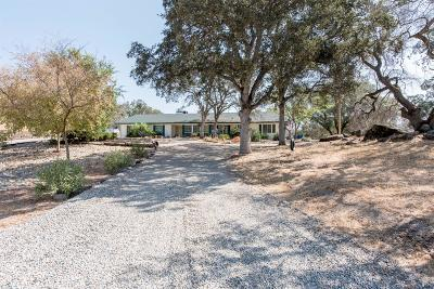 Fresno County Single Family Home For Sale: 27948 Twin Ponds Road