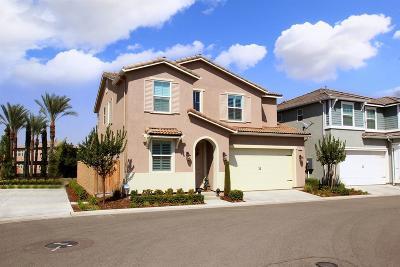 Clovis Single Family Home For Sale: 3401 Alcove Way