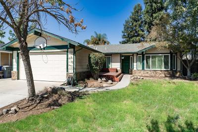 Clovis Single Family Home For Sale: 1195 Burlingame Avenue