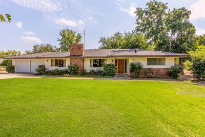 Clovis Single Family Home For Sale: 2685 E Alluvial Avenue
