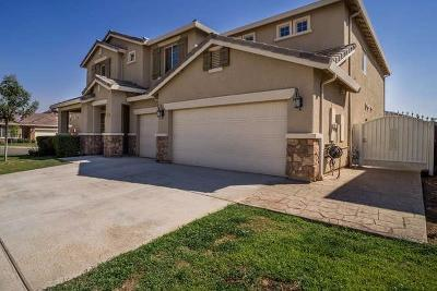 Fresno Single Family Home For Sale: 7199 E Ramona Way