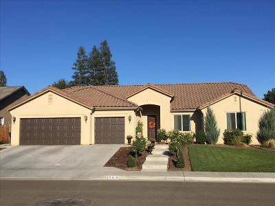 Kingsburg CA Single Family Home For Sale: $450,000