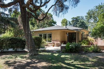 Single Family Home For Sale: 3861 N Van Ness Boulevard