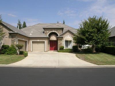 Fresno Single Family Home For Sale: 1652 E Shoal Creek Drive