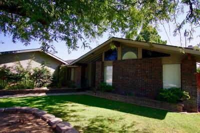 Clovis Single Family Home For Sale: 443 Whittier Avenue