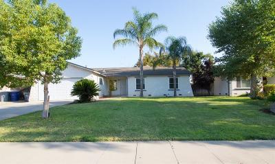 Clovis Single Family Home For Sale: 1699 Gettysburg Avenue