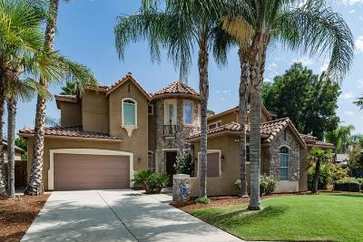 Clovis Single Family Home For Sale: 16 W Jordan Avenue