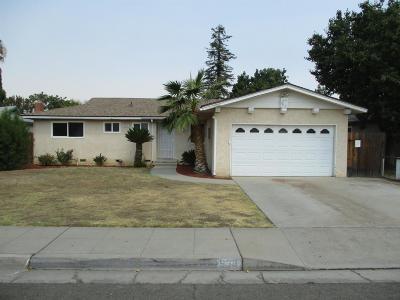 Clovis Single Family Home For Sale: 639 W Gettysburg Avenue