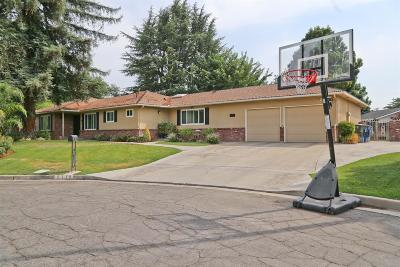 Fresno Single Family Home For Sale: 5170 N Channing Way