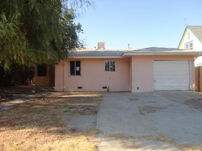 Fresno CA Single Family Home Sold: $85,000
