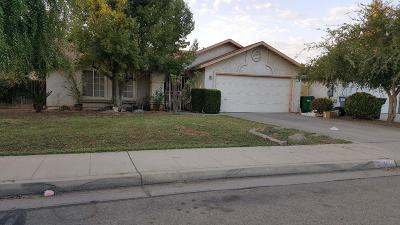 Selma CA Single Family Home For Sale: $207,000