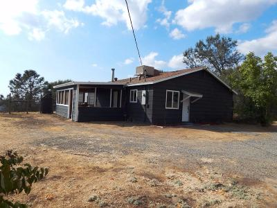 Coarsegold CA Single Family Home For Sale: $220,000