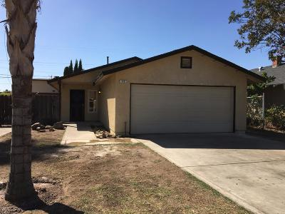 Fresno Single Family Home For Sale: 110 S Hayston Avenue