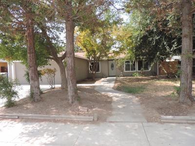Dinuba Single Family Home For Sale: 391 N Lyndsay Way
