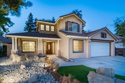 Clovis Single Family Home For Sale: 2745 Palo Alto Avenue