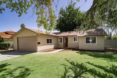 Clovis CA Single Family Home For Sale: $229,000