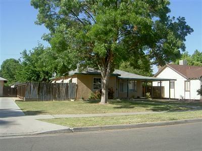 Fresno CA Single Family Home For Sale: $159,000