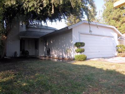 Fresno CA Single Family Home For Sale: $169,900