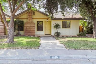 Reedley Single Family Home For Sale: 1799 N Church Avenue