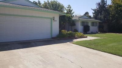 Clovis Single Family Home For Sale: 1724 Wrenwood Avenue