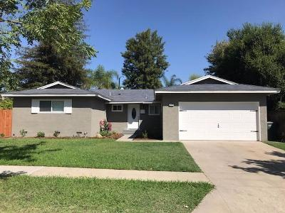 Fresno CA Single Family Home Sold: $254,900