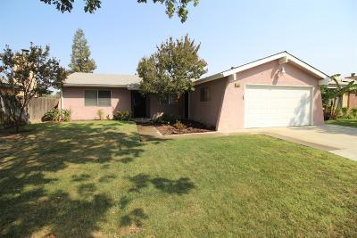 Fresno CA Single Family Home For Sale: $210,000