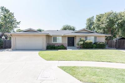 Fresno Single Family Home For Sale: 6893 N Chestnut - (Not Busy) Avenue