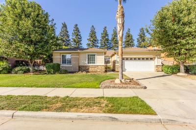 Sanger Single Family Home For Sale: 2856 Mary Avenue