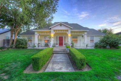 Clovis Single Family Home For Sale: 830 3rd Street