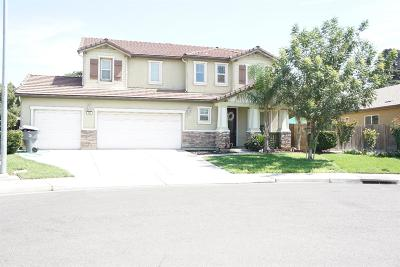 Madera Single Family Home For Sale: 207 Bridge Way