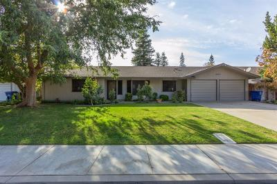 Kingsburg CA Single Family Home For Sale: $318,000