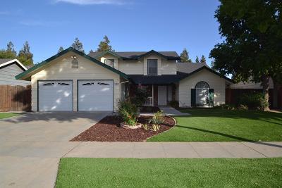 Fresno CA Single Family Home For Sale: $369,900