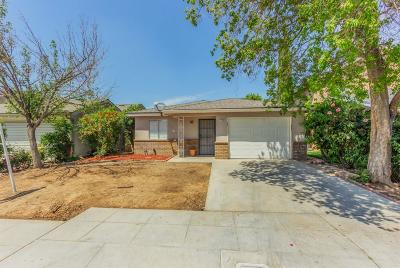 Fresno Single Family Home For Sale: 4274 W Brown Avenue