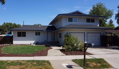 Fresno CA Single Family Home For Sale: $284,500