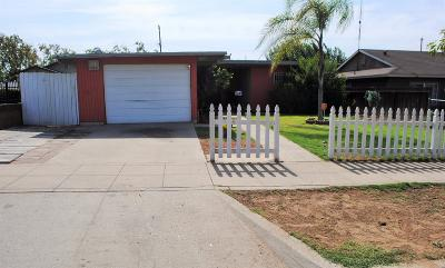 Fresno Single Family Home For Sale: 1015 Jones Avenue