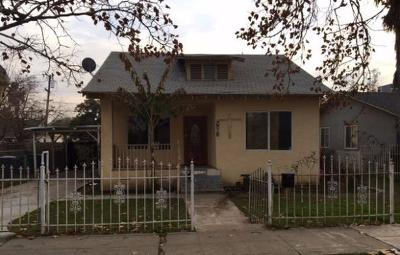 Fresno Single Family Home For Sale: 2826 E Madison