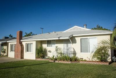 Clovis CA Single Family Home For Sale: $204,900