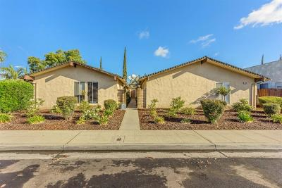 Clovis CA Multi Family Home For Sale: $429,000