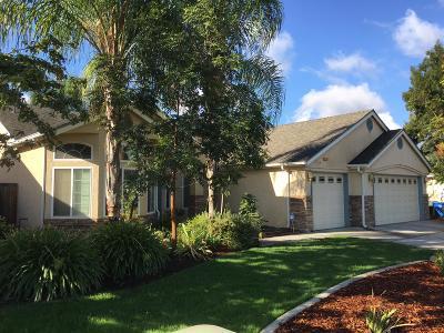 Sanger Single Family Home For Sale: 2151 Oak Avenue
