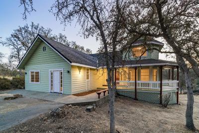 Coarsegold CA Single Family Home For Sale: $349,950