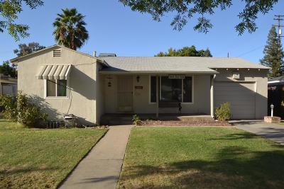 Fresno CA Single Family Home For Sale: $154,900